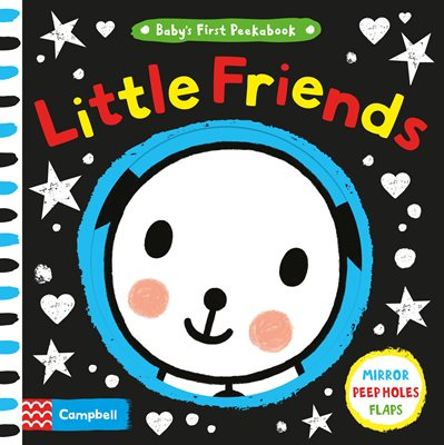 Book cover for Little Friends
